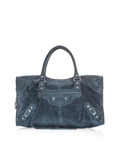 BALENCIAGA  Part-time suede bag (129729)    €1,278.00
