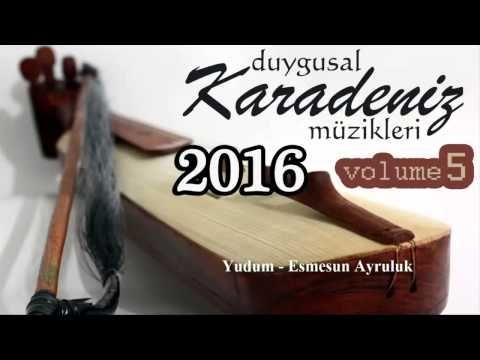 En Duygusal Karadeniz Türküleri (2016) SET 5