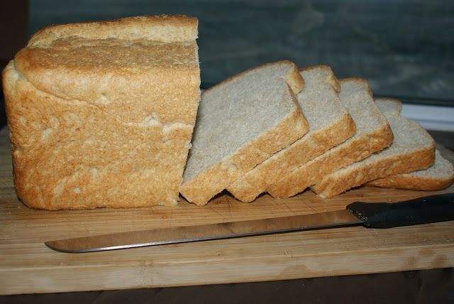 Off the Grid at -30: Recipe Thursday - Whey Out Bread