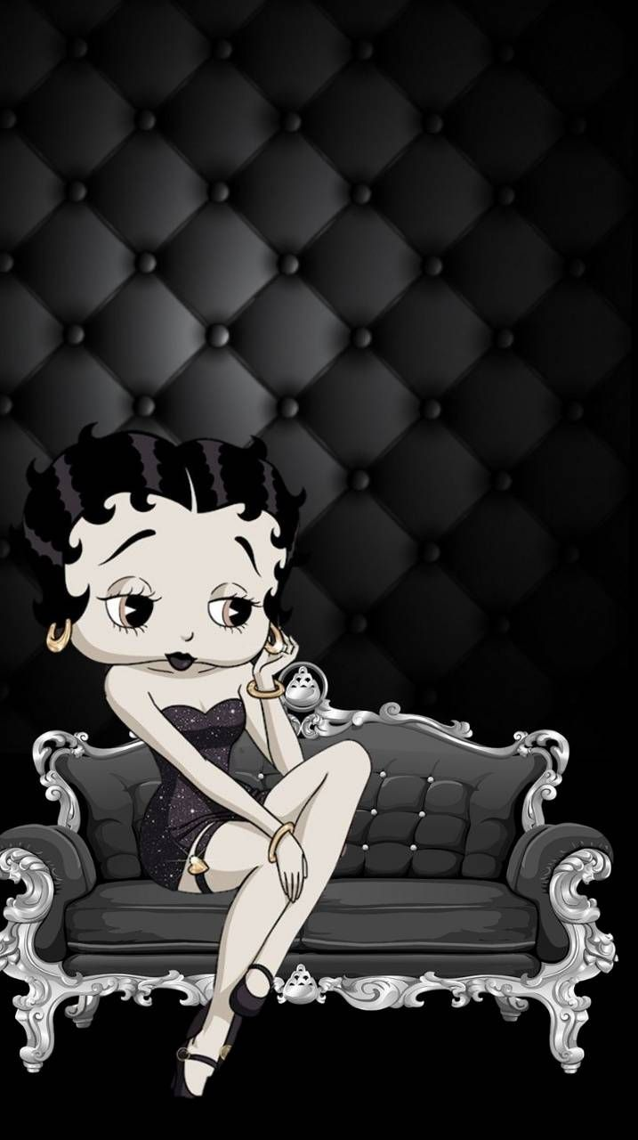 Download Betty Boop Wallpaper By Glendalizz69 93 Free On Zedge Now Browse Millions Of Popular Black Wallpape Betty Boop Betty Boop Art Betty Boop Cartoon
