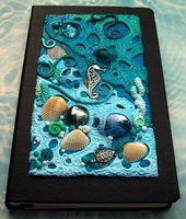 Coral Reef Journal cover WIP by *MandarinMoon on deviantART