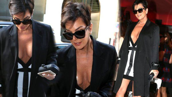 Kris Jenner's Scandelous Outfit, Duggar Sisters 'No Real Plans' For Spinoff And More Celebrity News!