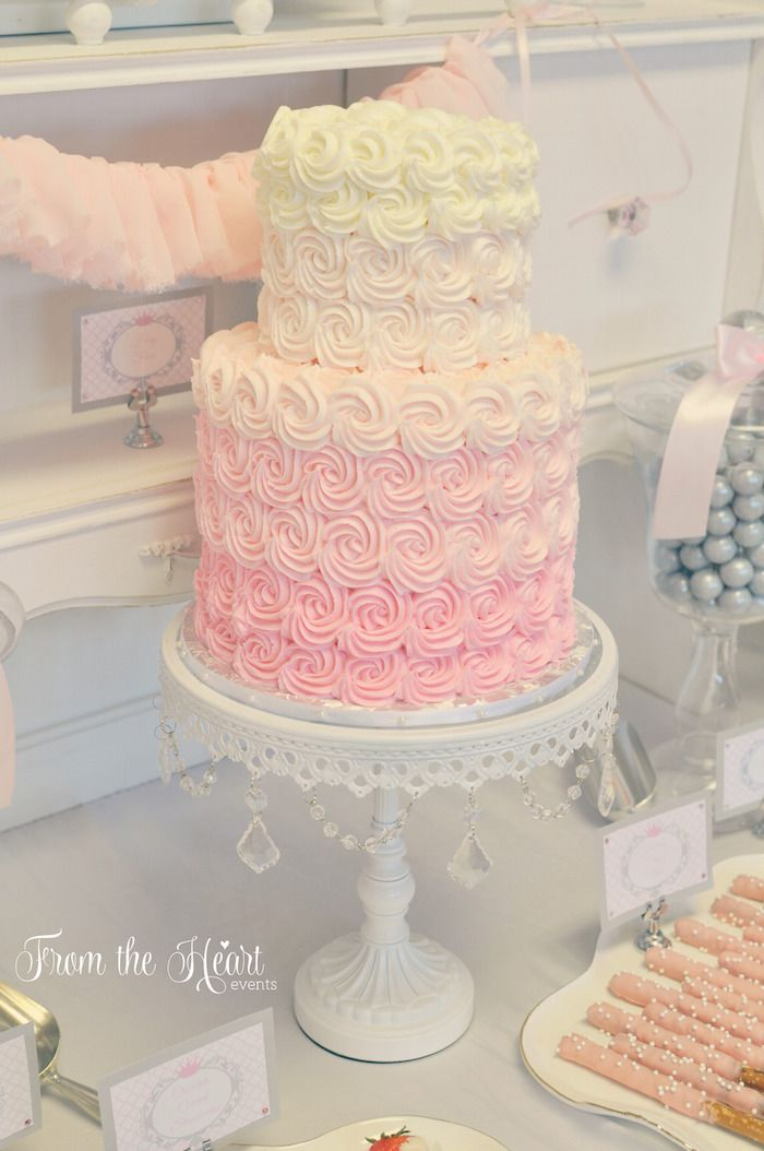 Tutus & Ties 4th Birthday Party via Kara's Party Ideas KarasPartyIdeas.com Cake, desserts, party supplies, printables, favors and more! #tutusandties #ballerinaparty #balletparty #balletpartyideas (12)