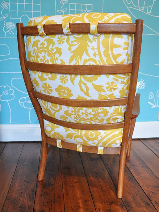 The Chair! The Chair! I Finally Finished Nataliau0027s Chair! I Was Gifted The