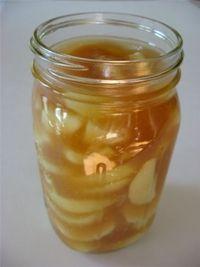 Консервированные яблоки в сиропе на зиму дольками — фото рецепт