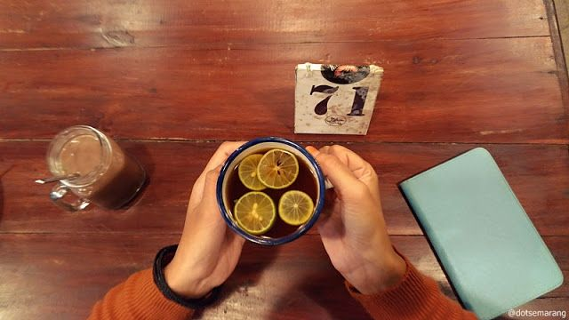 Review Kafe Wedangan D'Museum ~ Dotsemarang