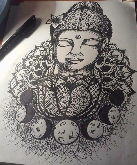Buddhist Elephant Tattoo Meaning: Best 25+ Buddha Tattoo Design Ideas Only On Pinterest