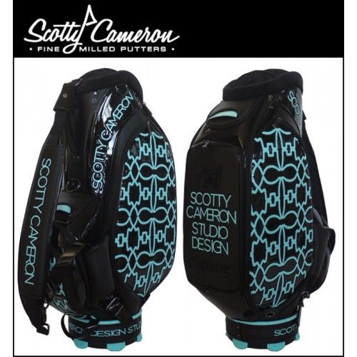 For Sell : SCOTTY CAMERON 2015 STAFF BAG  For more information visit www.golfcaddiepersada.com