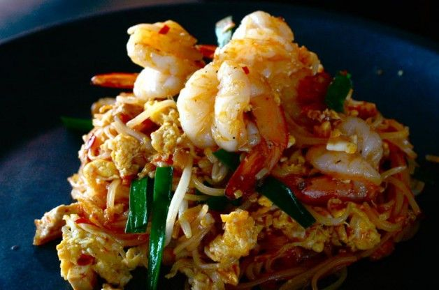 Pad Thai | Lorraine Pascale - Lorraine's Fast, Fresh and Easy Food - CookingChannelTV.com