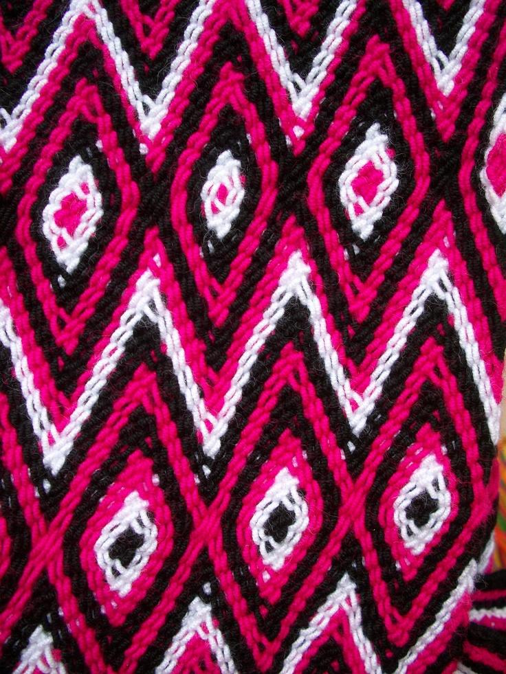 tejido wayuu