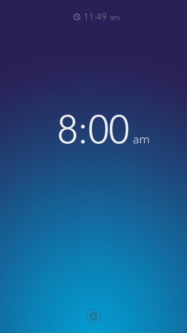 Rise alarm app