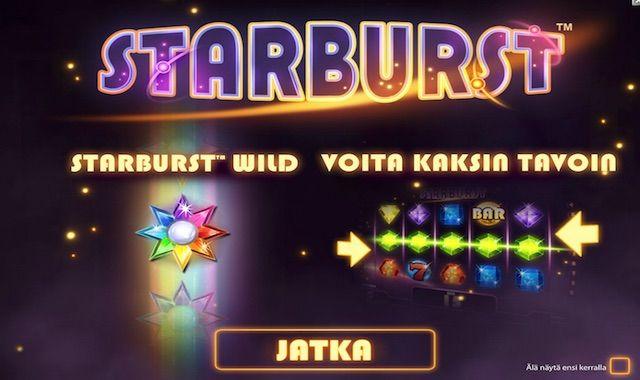 Starburst on erittäin värikäs ja hyvännäköinen kolikkopeli. Se on varmasti asia jonka huomaat ensiksi. Grafiikat ovat kirkkaat ja värikkäät ja äänimaailmakin on selkeä ja miellyttävä. Mutta nämä eivät kuitenkaan ole pääasiallisia syitä jonka takia kannattaa pelata Starburst –peliä. Ei sinne päinkään.