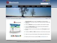 Bestweb-SlateBlue Skin // SEO Menu // W3C Xhtml
