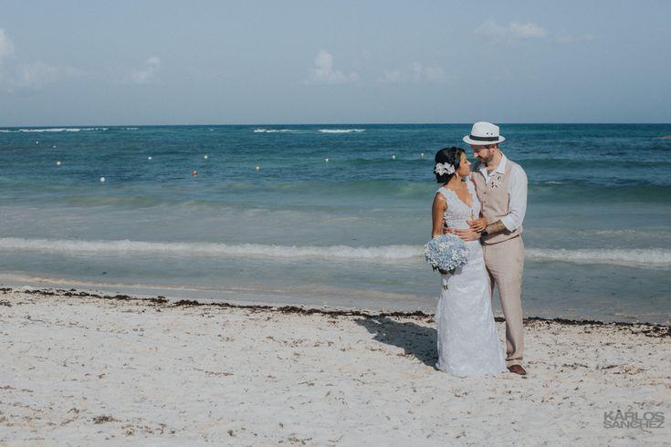 otografo de boda en Grand Palladium, Riviera Maya, México