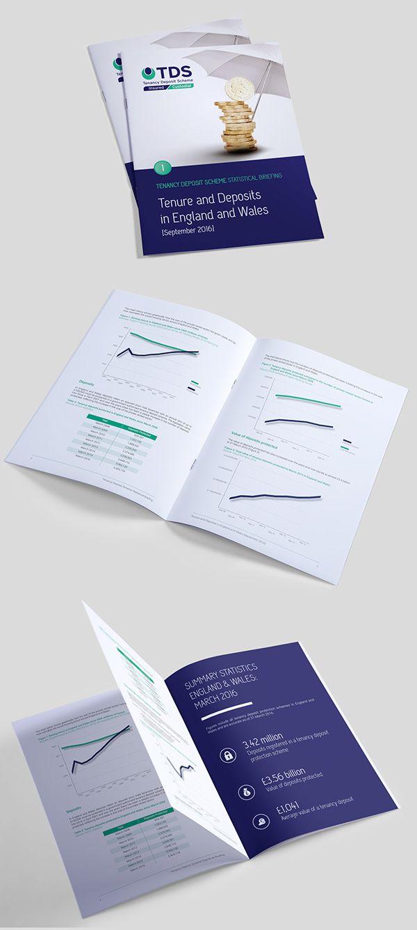 Tenancy Deposit Scheme Booklet (Infographic / Chart)
