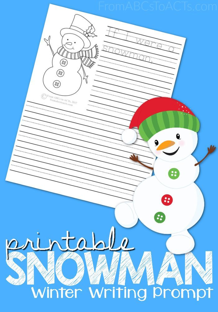 snowman writing prompts Winter snowman creative writing prompts for kids this web page anne de ruiter are you looking for fun reading and creative writing activities to snowman with creative writing surrey bc writing school students during the months of december and january.