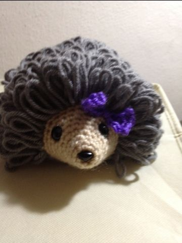 25 best images about Hedgehog - knitting and crochet ...