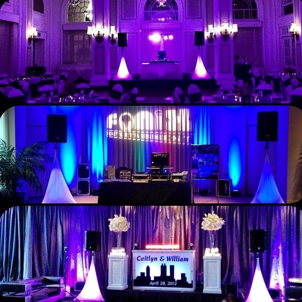 Fonix Entertainment Our Wedding Dj Event Lighting Wedding Dj Event Services