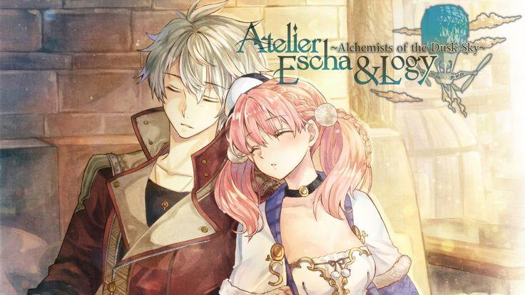 Atelier Escha  Logy Alchemists of the Dusk Sky