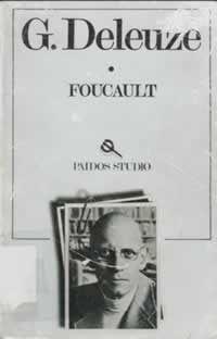 Foucault,  por Gilles Deleuze