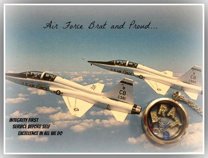 Know Someone Who Is A Proud Air Force Brat? Share This