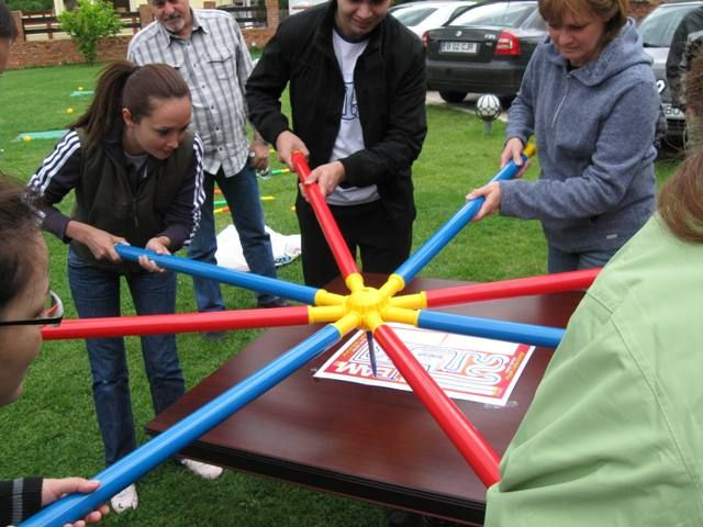 85 best images about Icebreakers & Teambuilding Games on Pinterest ...
