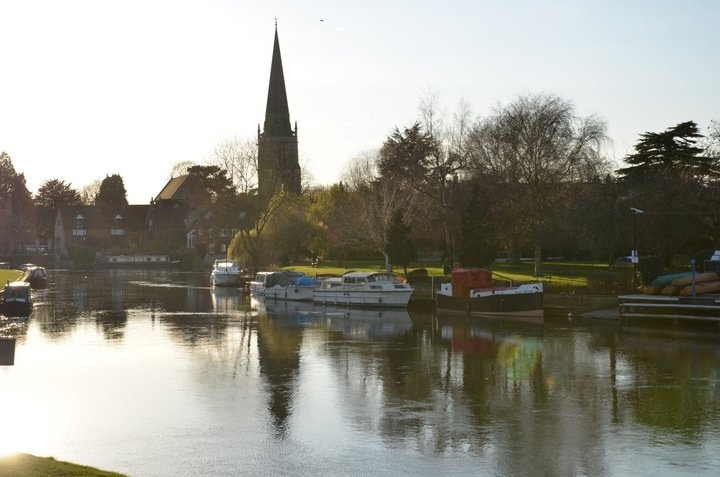 Thames River - Abingdon, UK