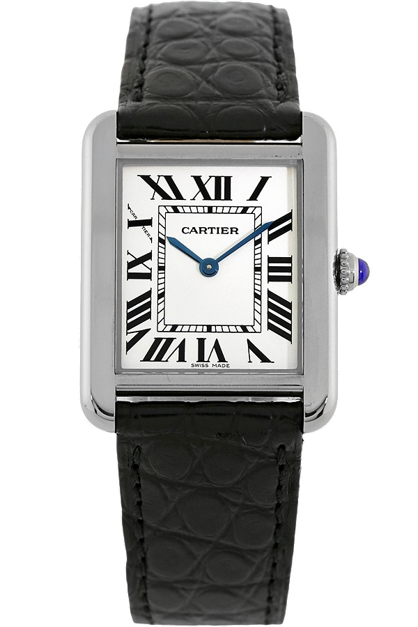 Pre-Owned Cartier Watch - Tank Solo | Tourneau