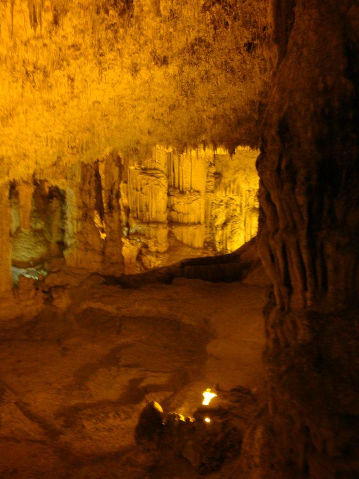 Interno Grotte di Nettuno,Alghero, Sardegna