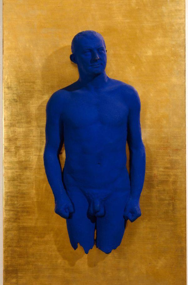 Ив Кляйн. «Арман» (1962) Центр Помпиду. Париж