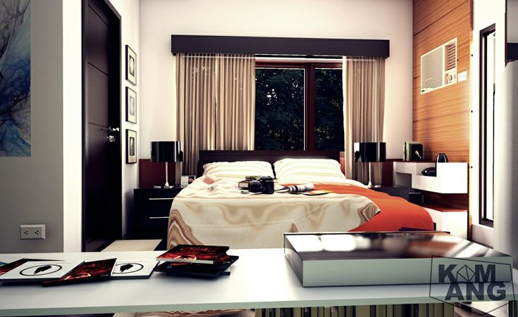 try to render another bed room model from sketchup texture SU2013 + Vray 2.0 + Photoshop CS5