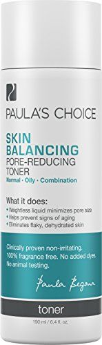 Unlike most other toners on the market, Skin Balancing Pore-Reducing Toner is famous for offering potent antioxidants, anti-irritants and cell-communicating ingredients which help restore normal function to damaged, misbehaving cells. When... FULL ARTICLE @ http://www.sheamoistureproducts.com/store/paulas-choice-skin-balancing-pore-reducing-toner-with-antioxidants-for-large-pores-and-oily-skin-6-4-oz/?a=2590