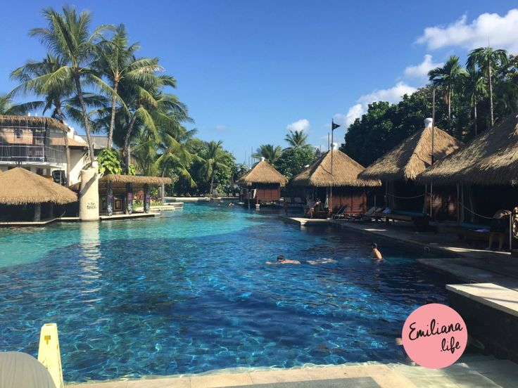 Piscina Hard Rock Hotel, Bali, Indonesia