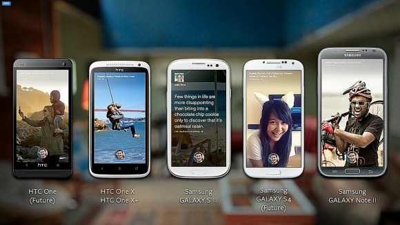 Future devices which will support Facebook Home