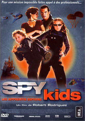 Spy Kids, les apprentis espions