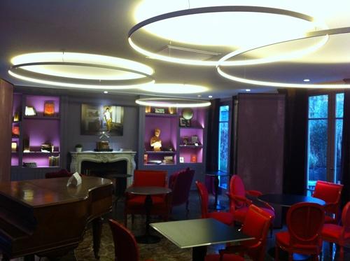 Nail Bar at La Belle Juliette Hotel