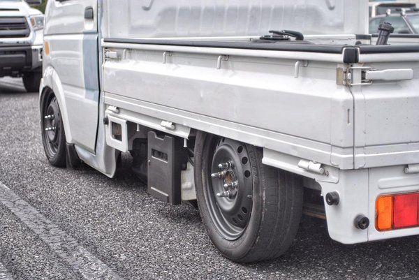 Suzuki Carry Kei truck   Lowered, Slammed, JDM   hijet zebra   Pinterest   Trucks, Jdm and Slammed
