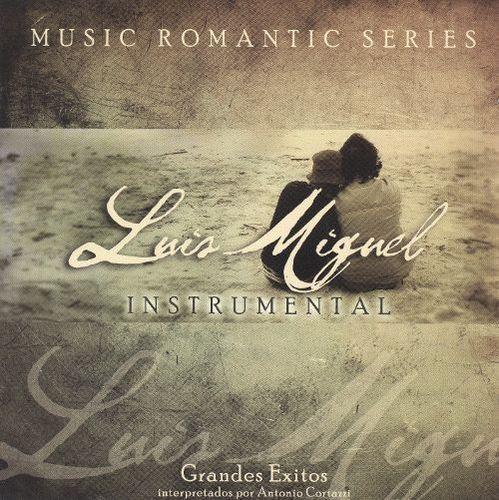 Grandes Exitos Luis Miguel Instrumental [CD]