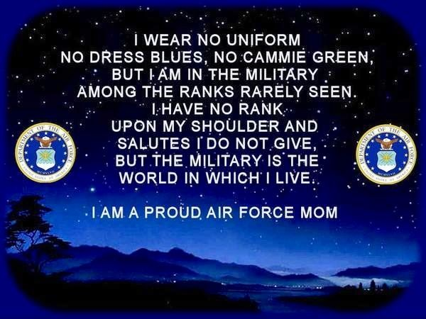 73 Best Proud Air Force Mom. Images On Pinterest
