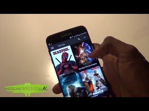 Top 5 Apps To Watch Free Movies HD On All Android Devices 2016 - YouTube