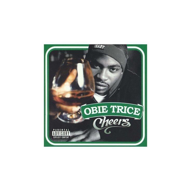 Obie trice - Cheers [Explicit Lyrics] (CD)