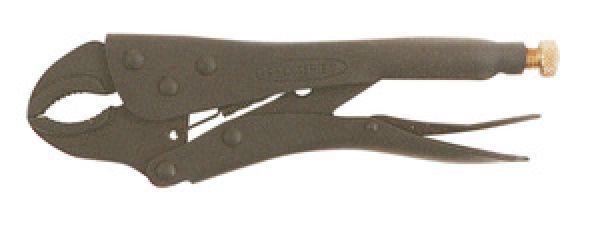 Pinza a ginocchiera ganasce concave in acciaio al cromo vanadio mm. 250