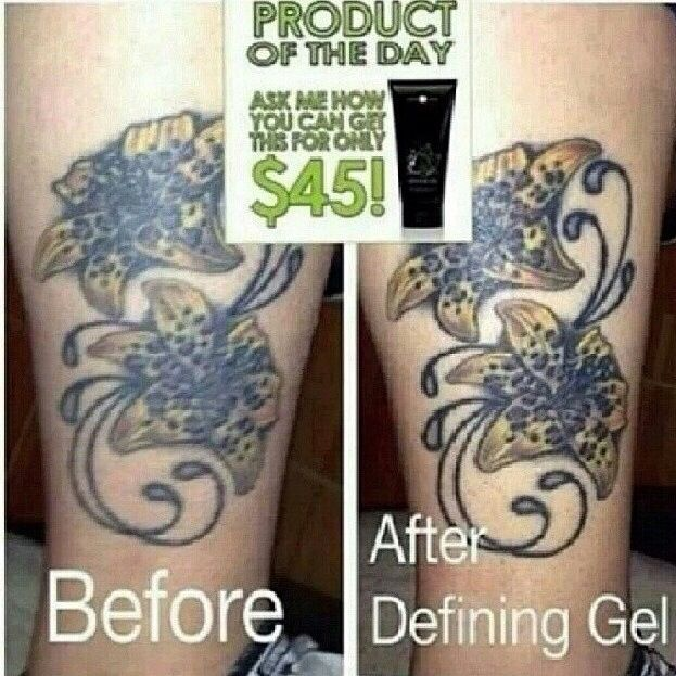 43 best body transformations before after pictures for Defining skin tattoo