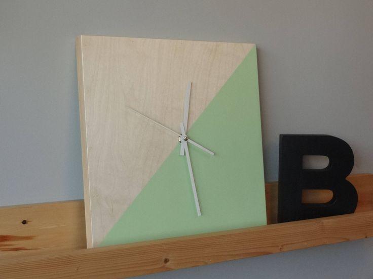 Les 25 meilleures id es de la cat gorie horloge moderne for Deco murale quebec