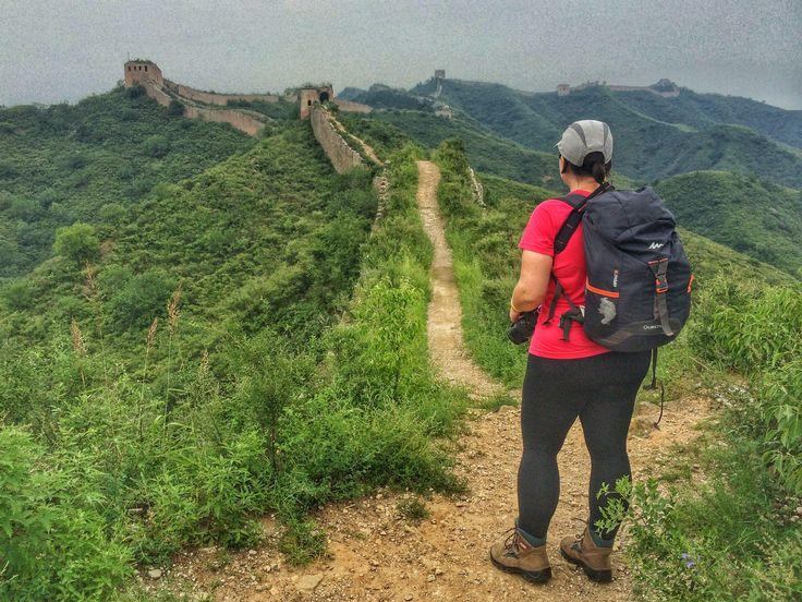 Wielki Mur W Gubeikou, tanio i na własną rękę. #chiny #wielkimur #nawlasnareke