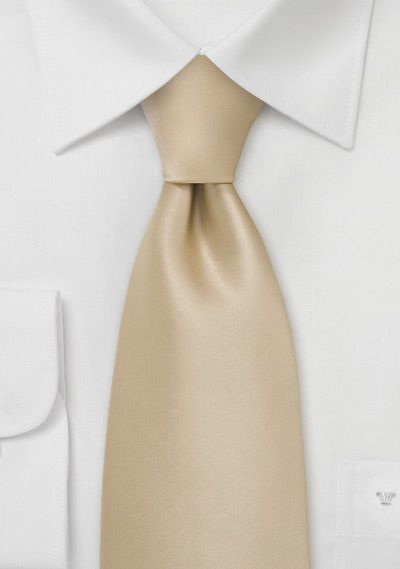 Champagne Tie #Neutral Wedding ... Wedding ideas for brides & bridesmaids, grooms & groomsmen, parents & planners ... https://itunes.apple.com/us/app/the-gold-wedding-planner/id498112599?ls=1=8 … plus how to organise an entire wedding, without overspending ♥ The Gold Wedding Planner iPhone App ♥