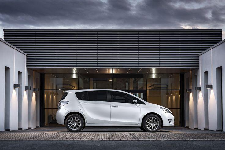 Toyota Verso - 2013 www.toyota.pt #car #carros #portugal #toyota #2013