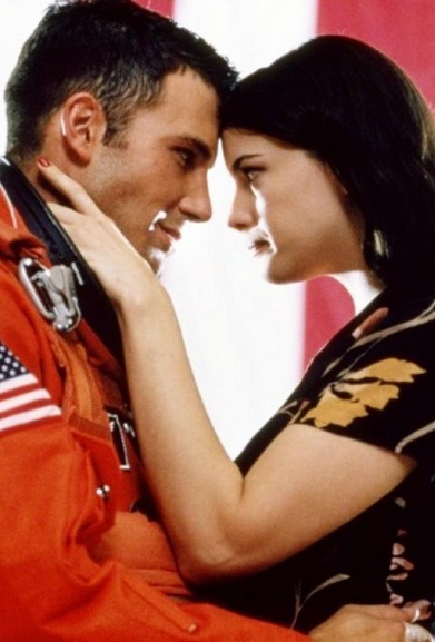 Armageddon Ben Affleck and Liv Tyler