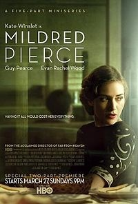 Mildred Pierce, HBO // Wonderful Kate Winslet, as usual. She's the only star of this miniseries and that's why it is worth watching
