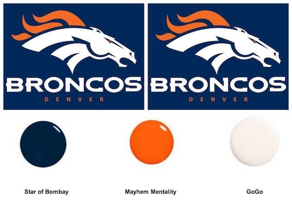 139 best nfl mega super bowl images on pinterest for Denver broncos colors